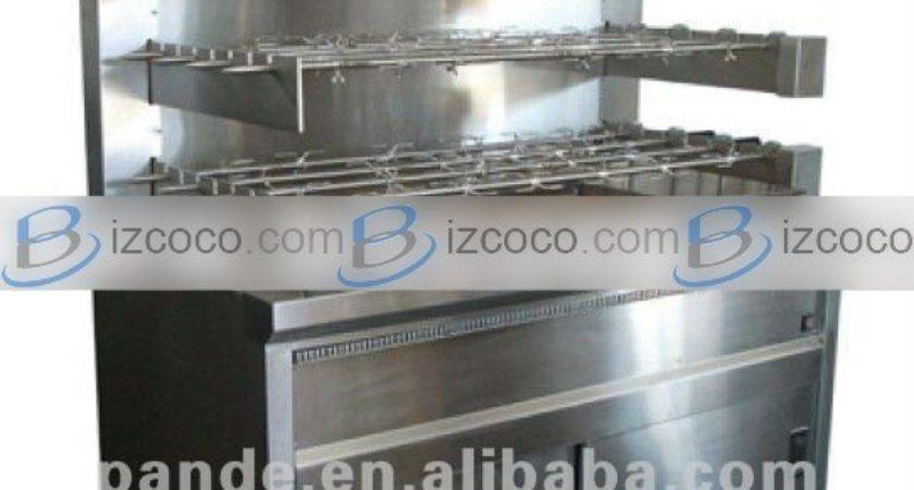 Stainless Charcoal Grill Bizgoco