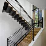Stair Adorable Modern Railings Inspire Your Own
