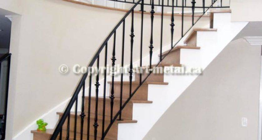 Stair Railings