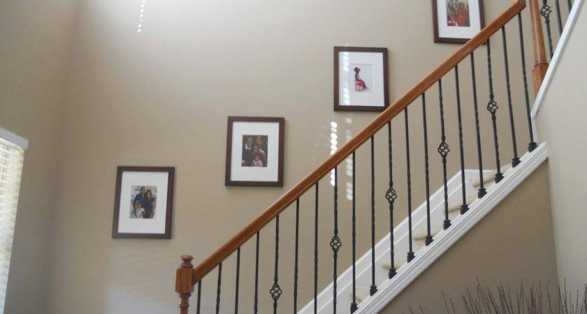 Stair Wall Decorating Ideas Home Decoration
