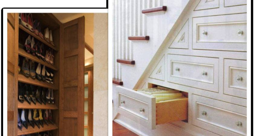 Staircase Drawers Shoe Storage Cabinet Spectrum