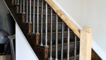 Staircase Railing Spindles Reclaimed Wood Furniture