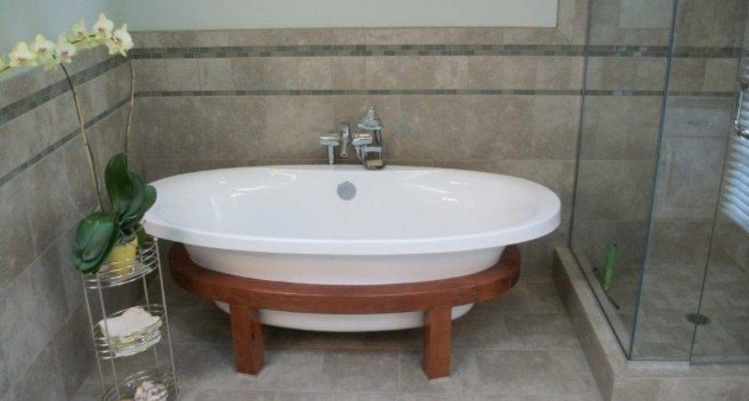 Stand Alone Soaking Tub Bathtub Designs