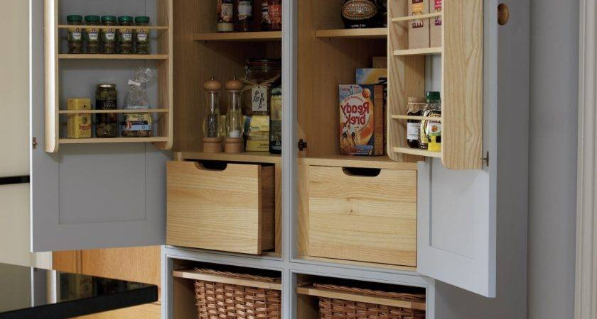 Standing Corner Kitchen Pantry Cabinets Outofhome