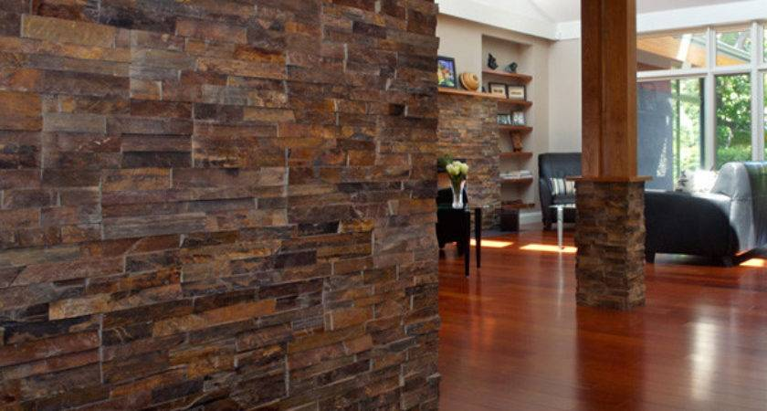 Stone Photos Interior Decoration Rusty Culture Slate Wall