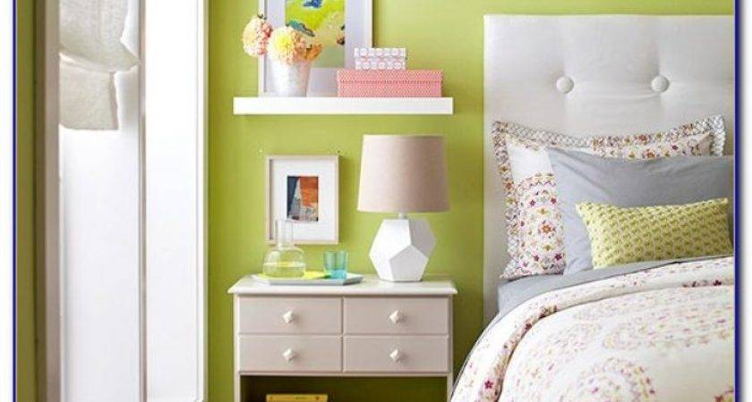 Storage Solutions Very Small Bedroom