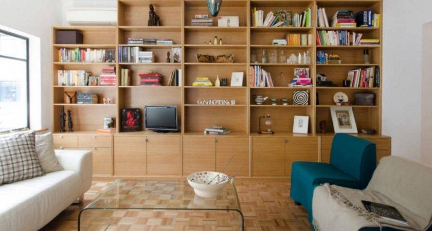 Storage Systems Variety Living Room Small Design