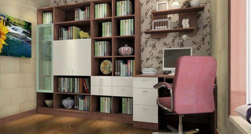 Study Room Feature Wall Ideas House