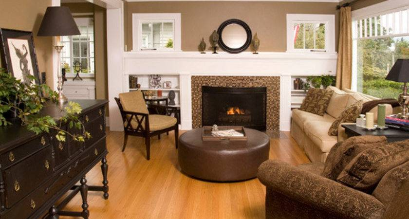 Stunning Earth Toned Living Room Designs Decoration
