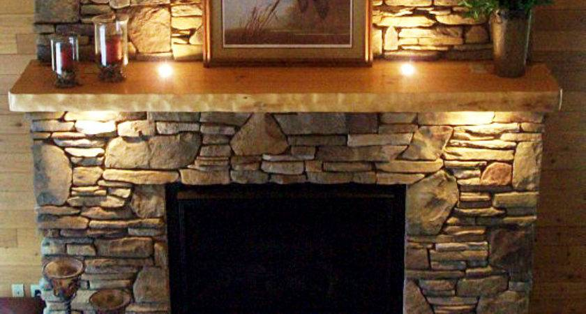 Stunning Stone Artistic Classical Contemporary Fireplace