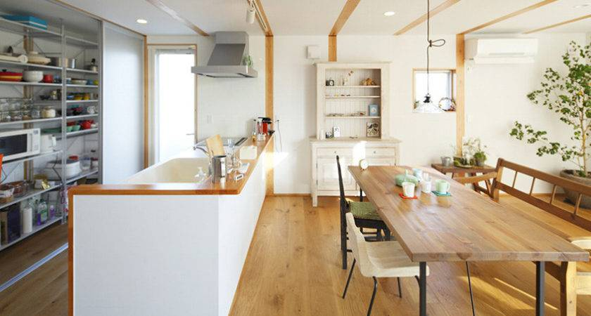 Style Simplicity Japanese Countryside Prefab Home