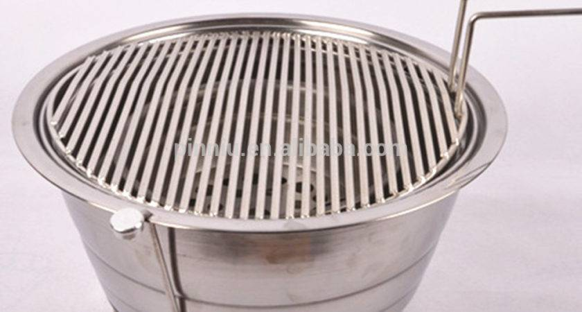Supplier Commercial Indoor Charcoal Grill