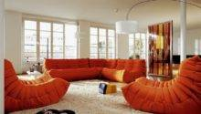 Tangerine Living Rooms Color Year Decoholic