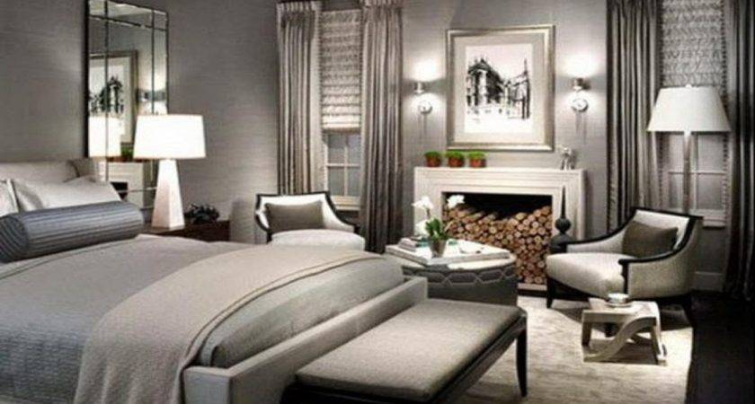 Taupe Painted Rooms Grey Bedroom Paint Color Gray