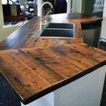 Teak Custom Wood Countertops Butcher Block Kitchen