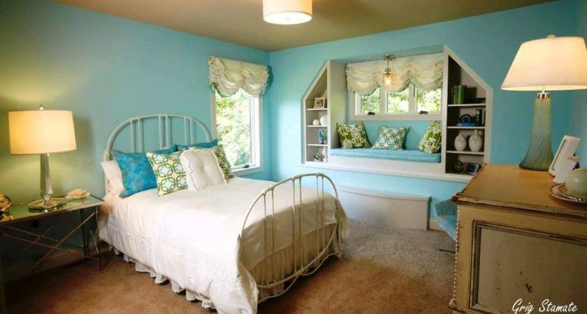 Teal Bedroom Design Ideas Youtube
