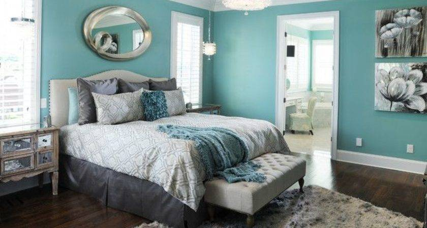 Teal Bedrooms Decorating Ideas
