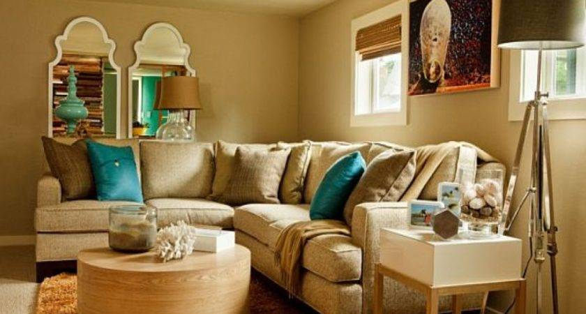 Teal Brown Living Room Ideas Quotes Information