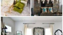 Teal Green Christmas Decor Photos