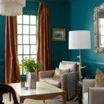 Teal Living Room Houzz
