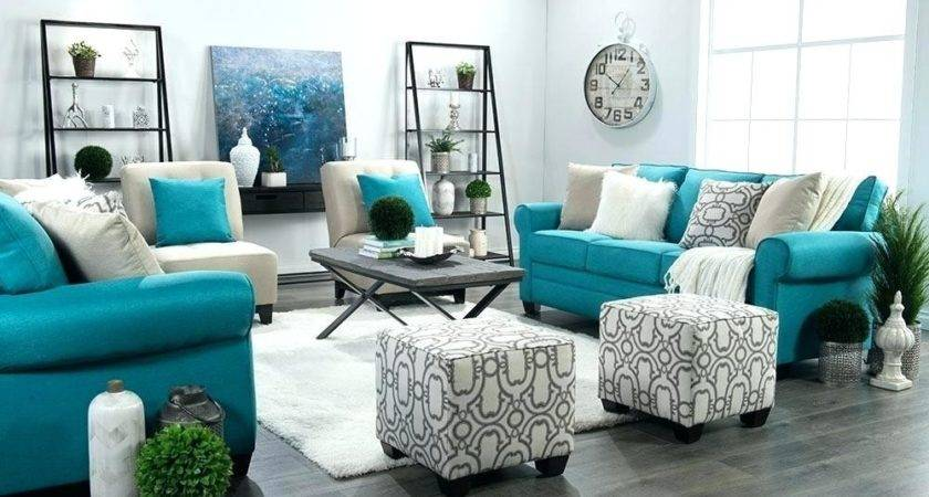 Teal White Living Room Decorating Ideas Best Wiring