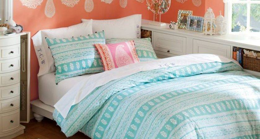 Teen Girl Room Colors Bedrooms Painting Idea