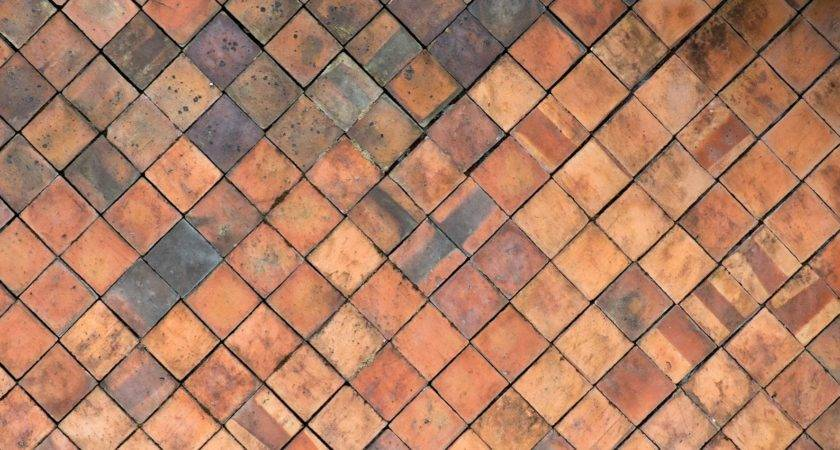 Terracotta Floor Cleaning Service Tile
