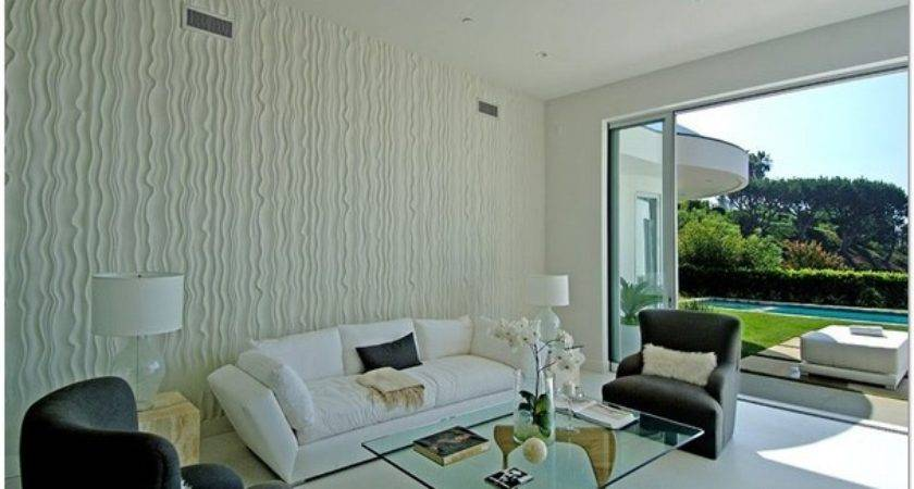 Texture Wall Paint Living Room Home Design Ideas