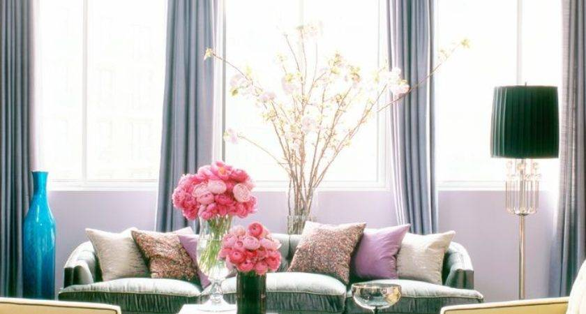 These Chicest Living Room Paint Colors