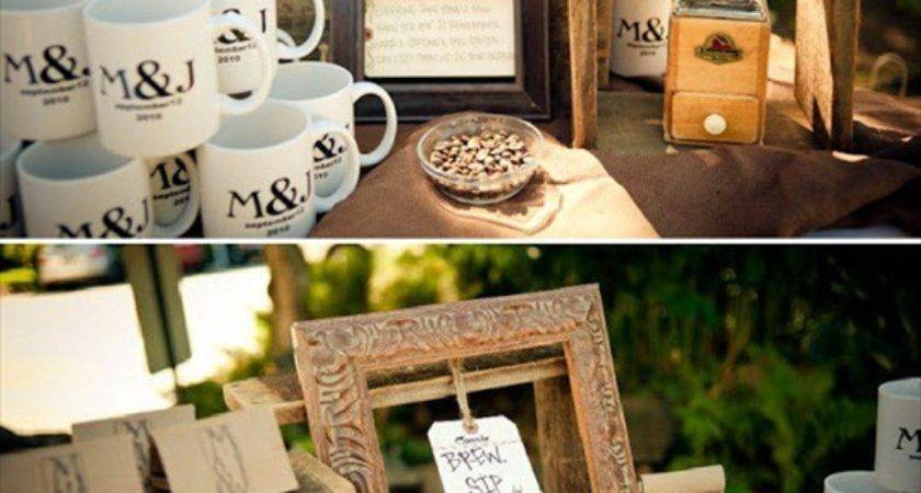 Things Your Wedding Coffee Bar Needs Have