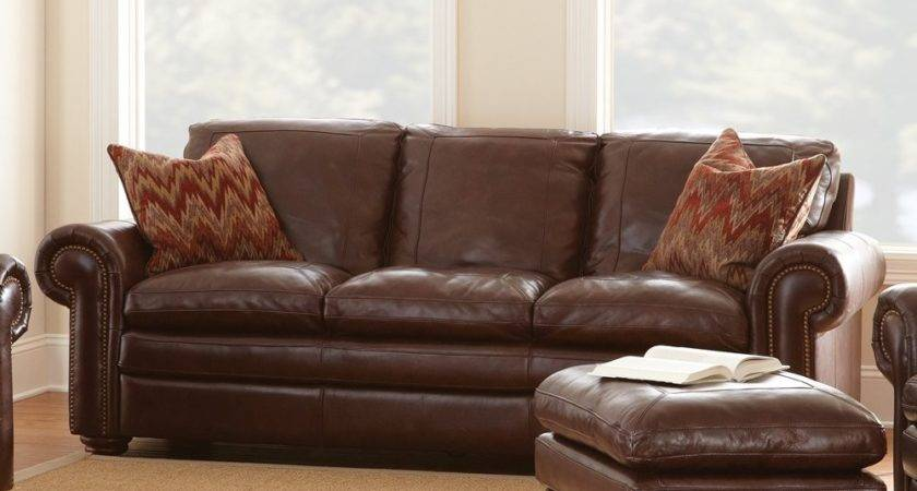Throw Pillows Leather Couch Ultimate Ashlee