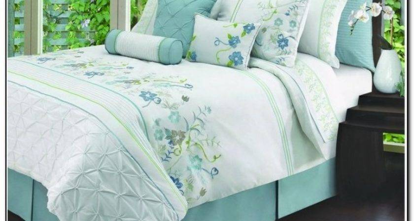 Awesome Tiffany Blue Bedspread Pictures - Designs Chaos