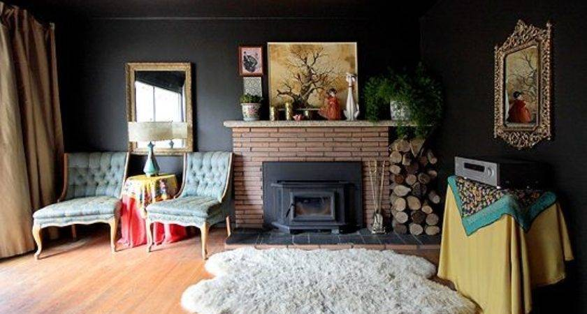 Tips Black Walls Inside Your Home