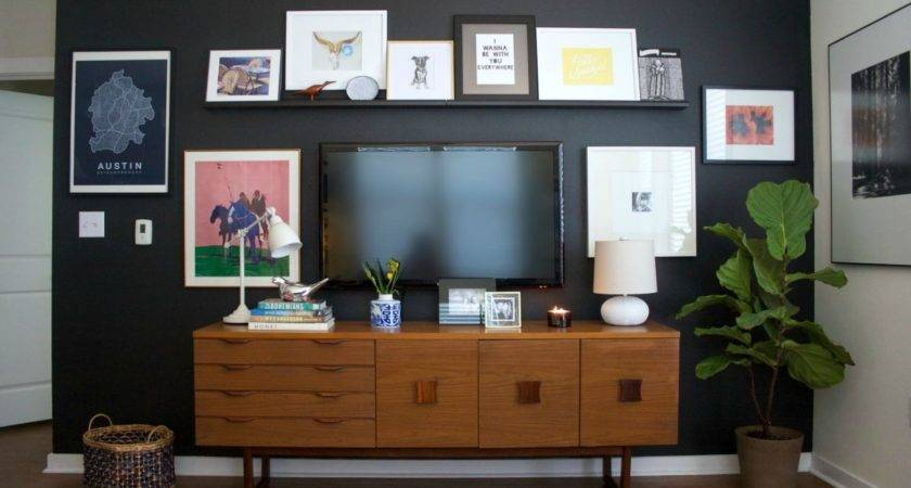Tips Decorating Around Your Mounted