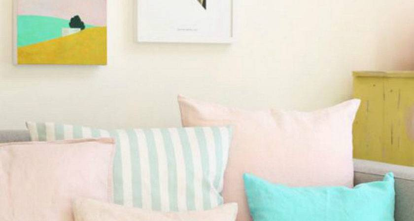 Tips Incorporating Spring Pastels Into Your Home
