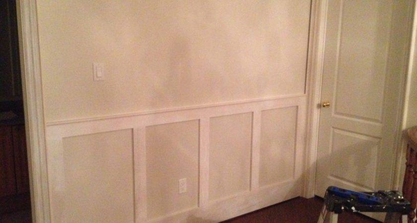 Tips Paint Wainscoting Simple Cozy House Design