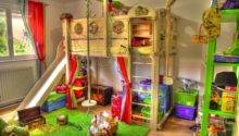 Toddler Bunk Beds Turn Bedroom Into Playground