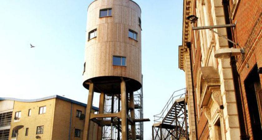 Tom Dixon Converted Water Tower London Modernist