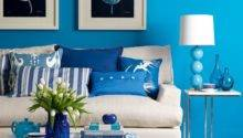 Top Living Rooms Painted Blue Upon Inspiration Interior