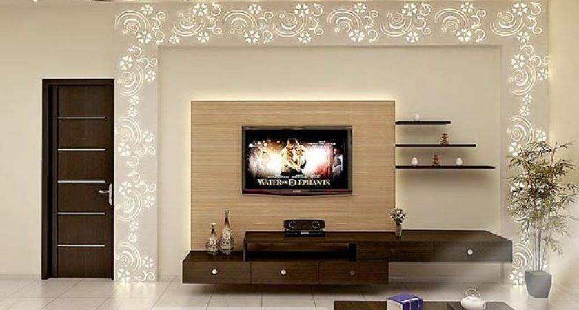 Top Modern Cabinets Designs Living Room Wall