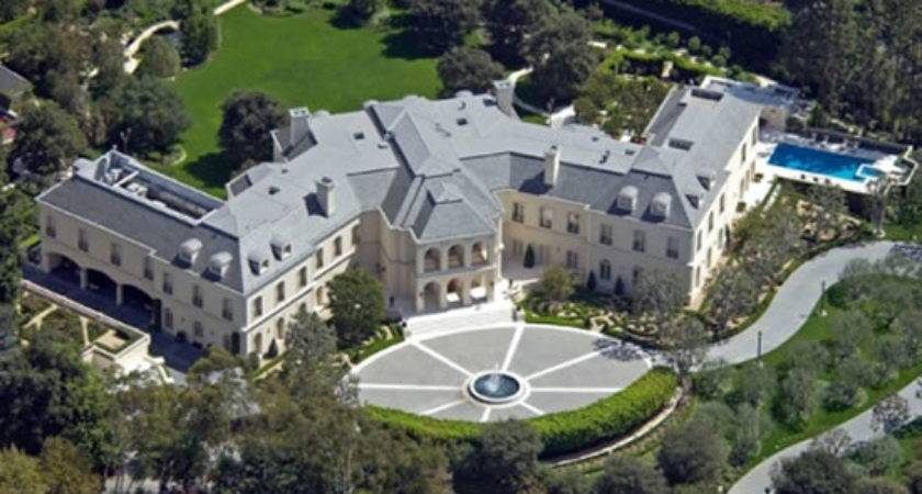 Top Most Expensive Celebrity Homes