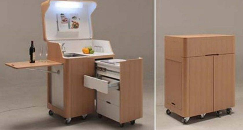 Top Most Practical Space Saving Furniture Designs