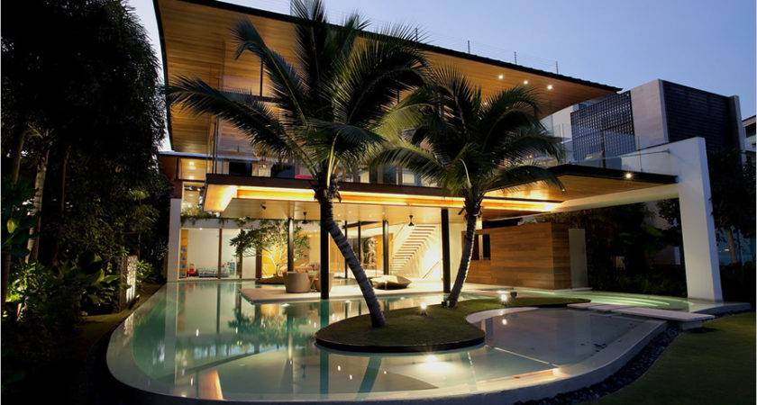 Top Residential Architecture Eco Friendly Beach House