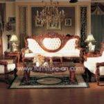 Top White Vintage Living Room Furniture