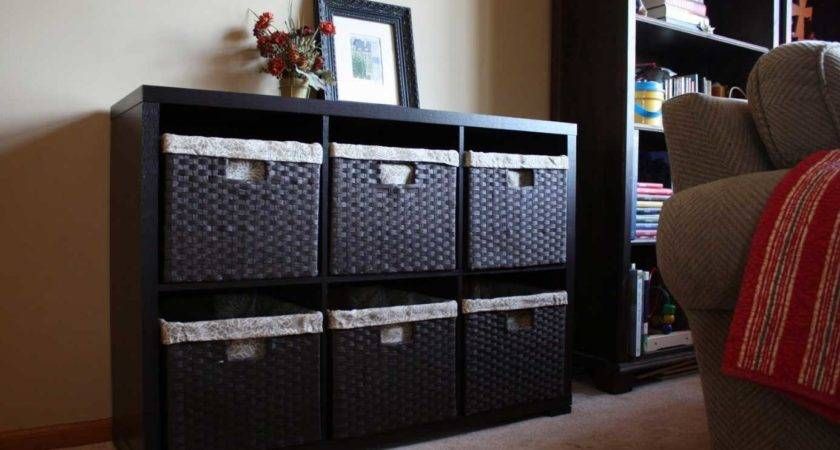 Toy Storage Solutions Living Room