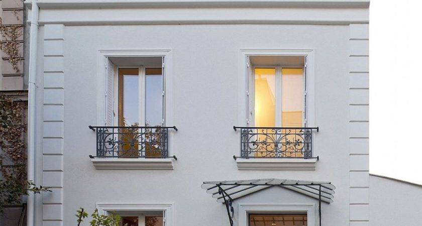 Traditional French House Vincennes Gets Sparkling