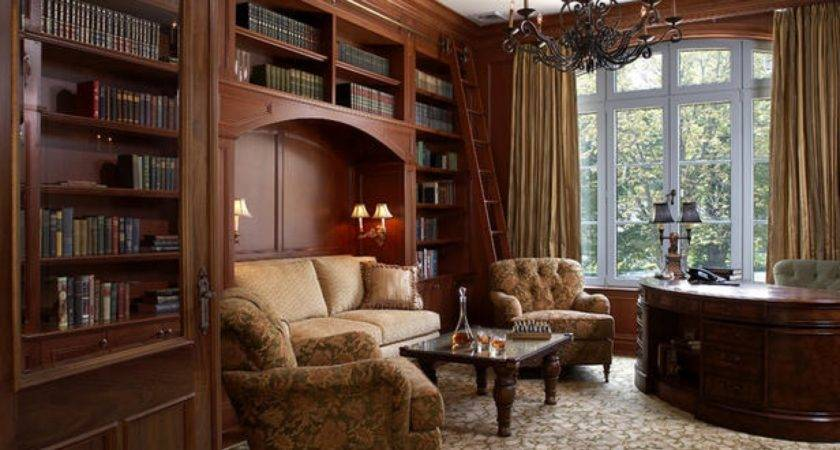 Traditional Home Decor Ideas Nice Study Room Style