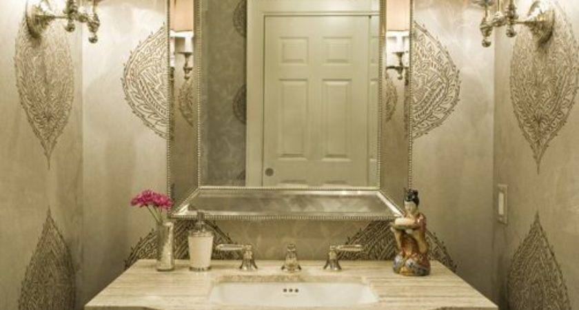 Traditional Powder Room Design Ideas Remodels Photos