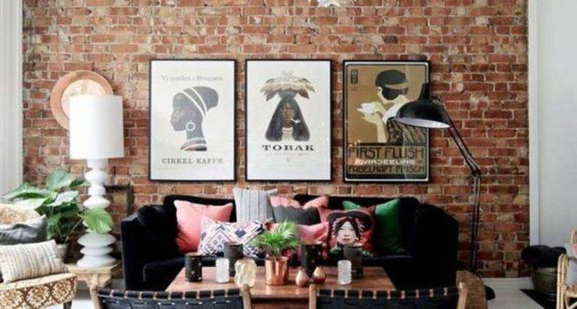 Trendy Brick Accent Wall Ideas Every Room Digsdigs