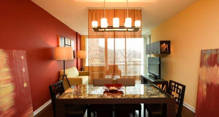 Trendy Paint Colors Dining Rooms Two